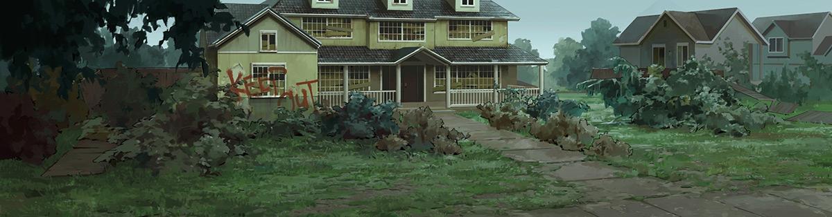 Barricaded House